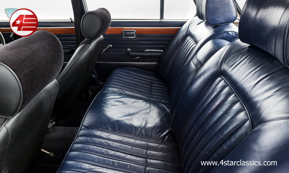 1972 BMW E3 3.0S RHD /// Manual /// Alpina Alloys etc. For Sale (picture 5 of 6)