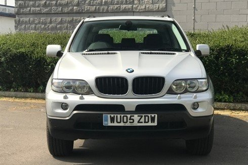 BMW X5 3.0D SE.. 1 OWNER & LOW MILES.. FSH.. SOLD (picture 2 of 6)