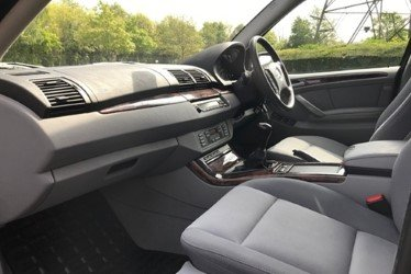 BMW X5 3.0D SE.. 1 OWNER & LOW MILES.. FSH.. SOLD (picture 3 of 6)