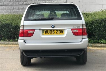BMW X5 3.0D SE.. 1 OWNER & LOW MILES.. FSH.. SOLD (picture 5 of 6)