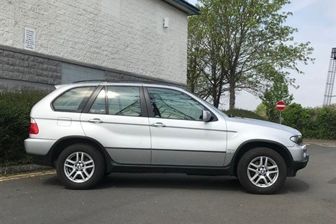 BMW X5 3.0D SE.. 1 OWNER & LOW MILES.. FSH.. SOLD (picture 6 of 6)