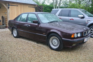 1995 Stunning Low Mileage E34 in Original Condition For Sale