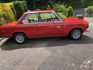 1973 BMW 2002 auto low millage For Sale