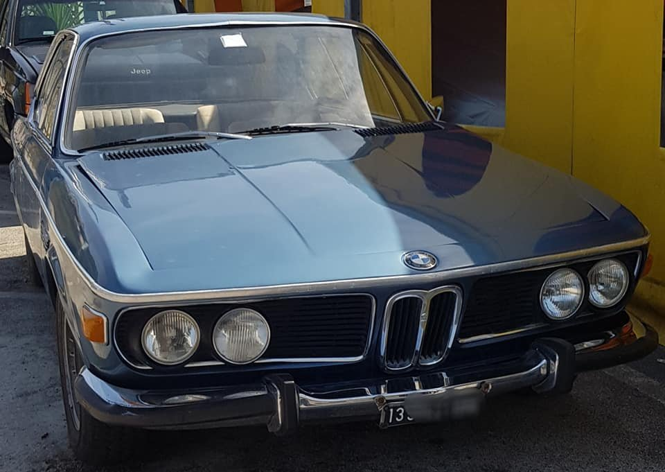 1969 bmw 2800 cs coupe running and driving 22000,00 euro SOLD (picture 1 of 6)