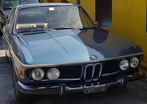 1969 bmw 2800 cs coupe running and driving 22000,00 euro SOLD