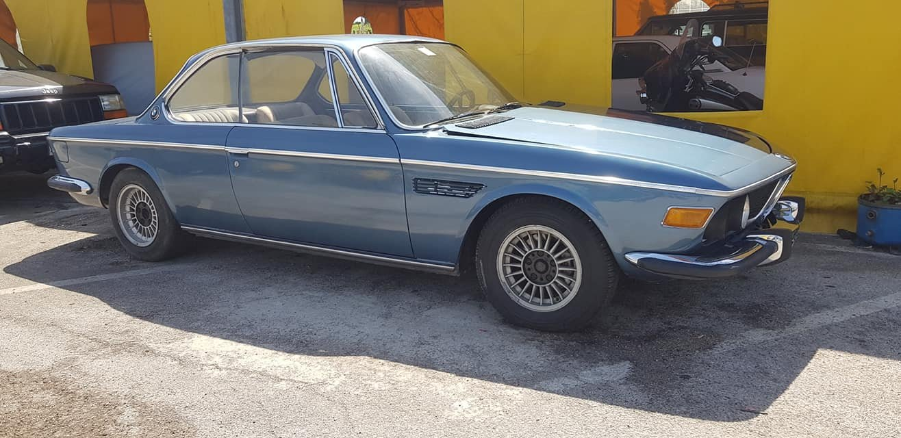 1969 bmw 2800 cs coupe running and driving 22000,00 euro SOLD (picture 3 of 6)
