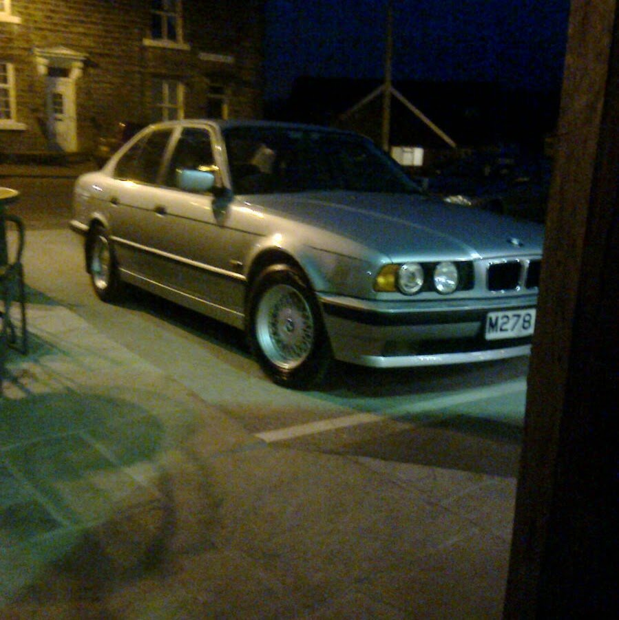 1995 Bmw e34 520i se petrol manual m50 For Sale (picture 2 of 6)