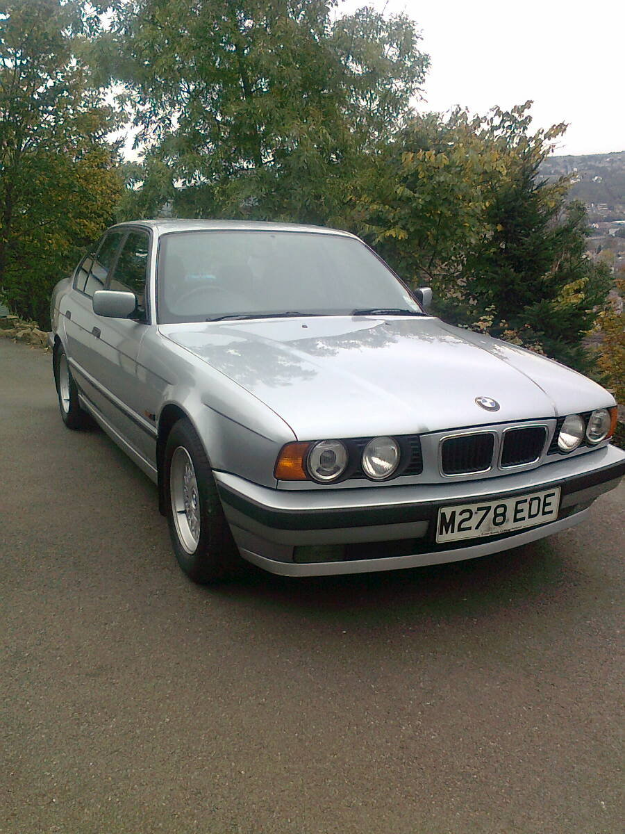 1995 Bmw e34 520i se petrol manual m50 For Sale (picture 3 of 6)