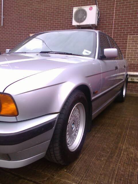 1995 Bmw e34 520i se petrol manual m50 For Sale (picture 4 of 6)