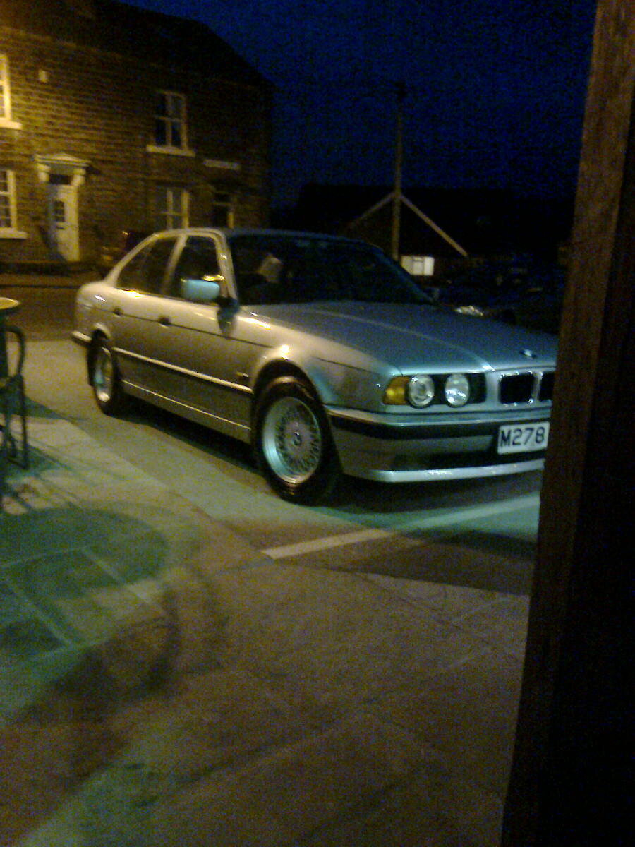 1995 Bmw e34 520i se petrol manual m50 For Sale (picture 5 of 6)