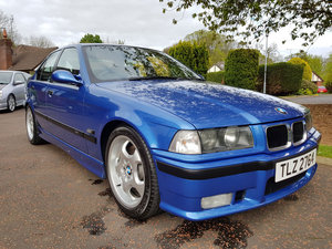 1996 BMW E36 M3 Evo Saloon For Sale