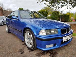 1996 BMW E36 M3 Evo Saloon