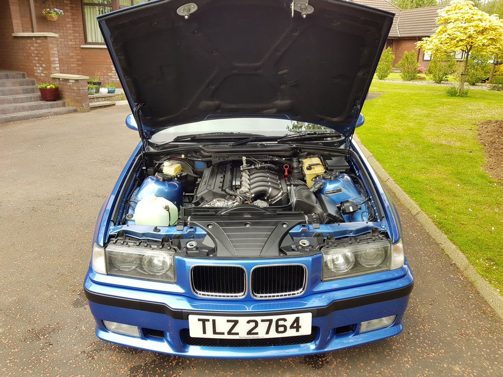 1996 BMW E36 M3 Evo Saloon For Sale (picture 6 of 6)