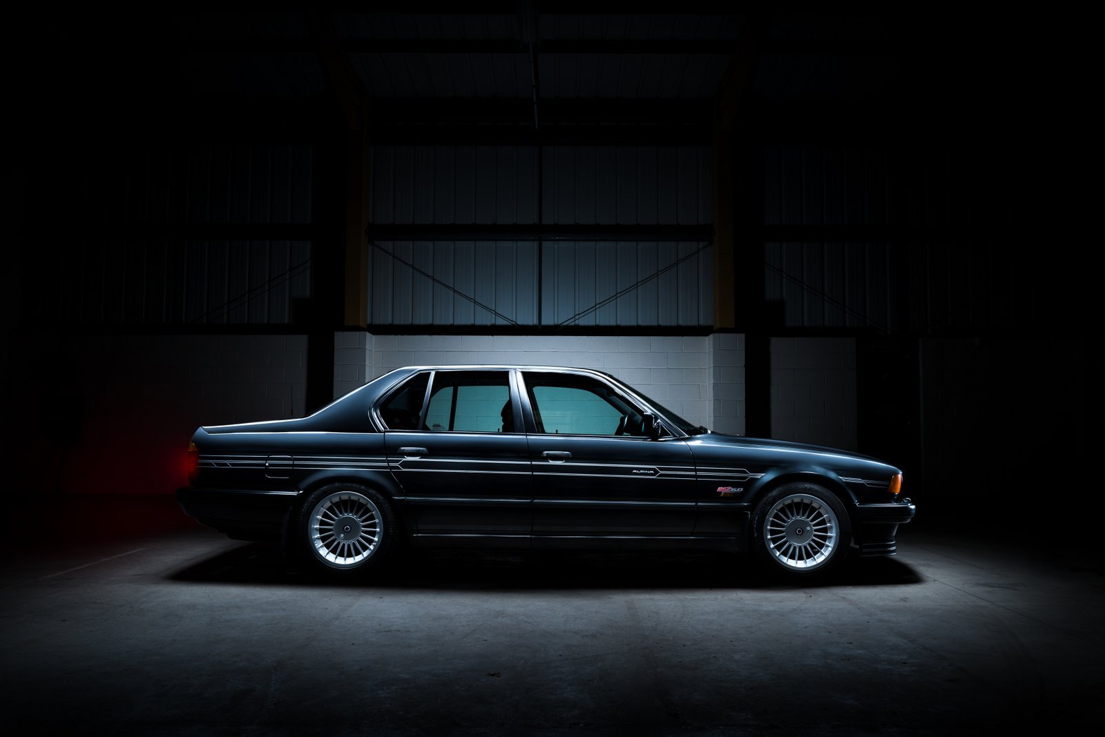1990 BMW Alpina B12 5.0 e32 RHD 1 of 5 Produced For Sale (picture 1 of 6)