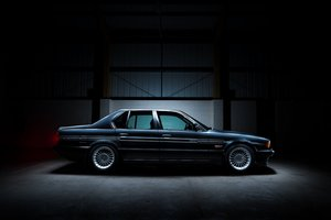 BMW Alpina B12 5.0 e32 RHD 1 of 5 Produced