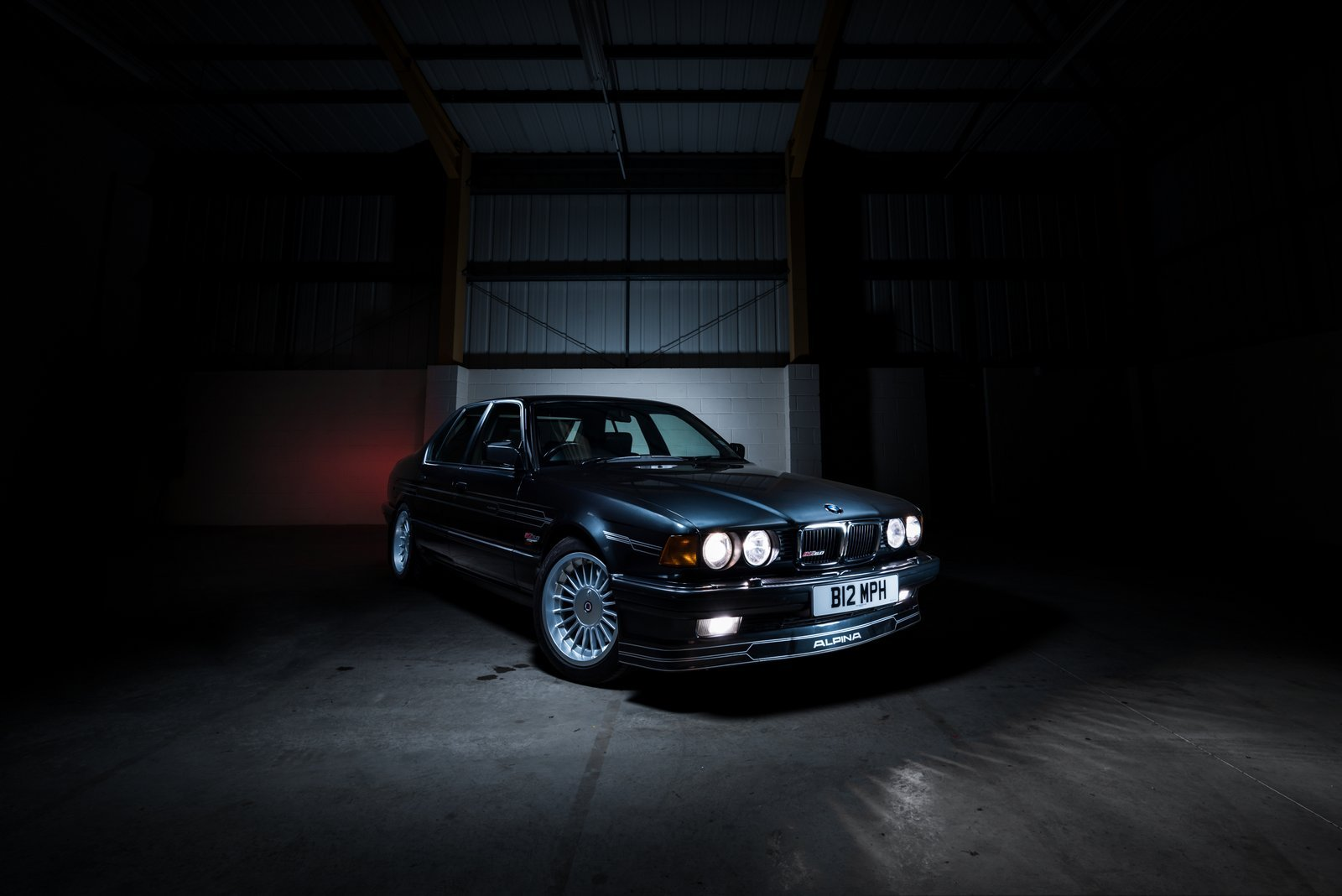 1990 BMW Alpina B12 5.0 e32 RHD 1 of 5 Produced For Sale (picture 5 of 6)