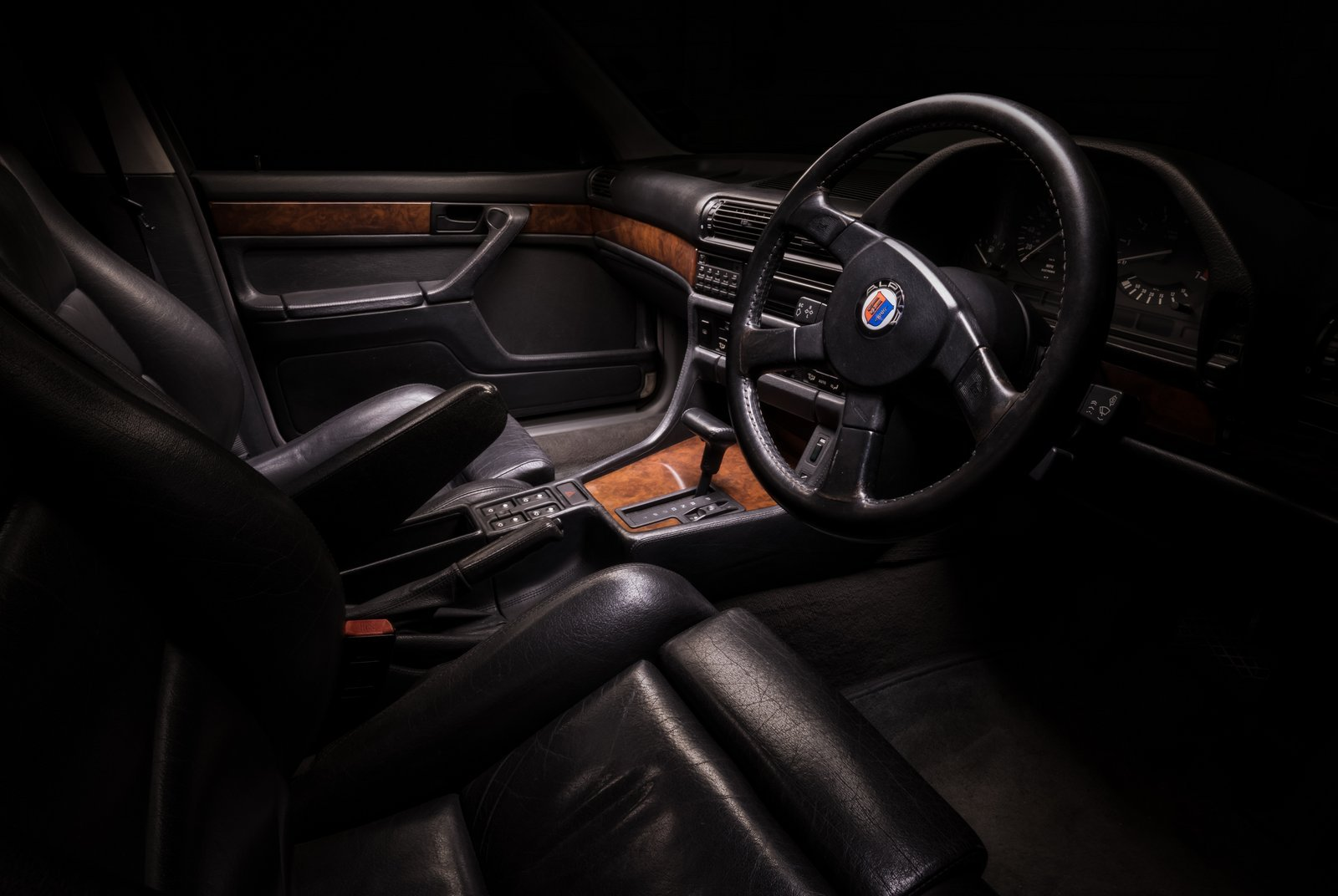 1990 BMW Alpina B12 5.0 e32 RHD 1 of 5 Produced For Sale (picture 6 of 6)