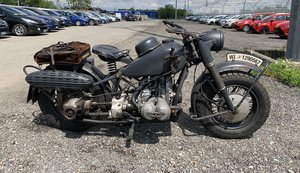 1941 BMW R75 For Sale by Auction