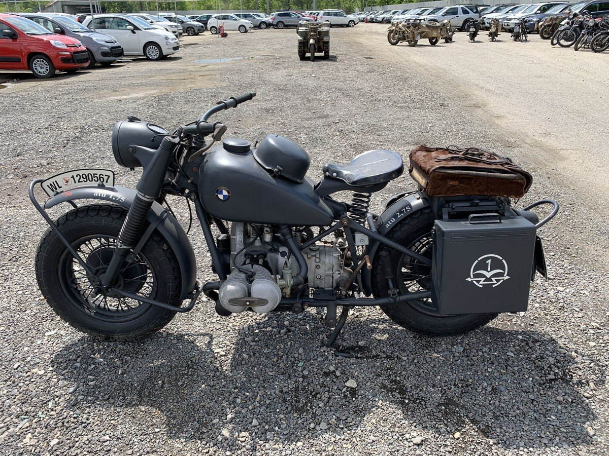 1941 BMW R75 For Sale by Auction (picture 3 of 3)