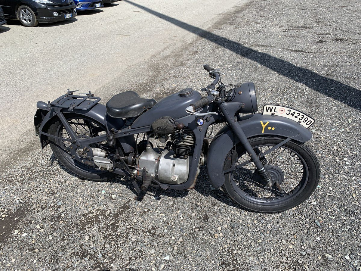 1940 BMW R35 For Sale by Auction (picture 2 of 4)