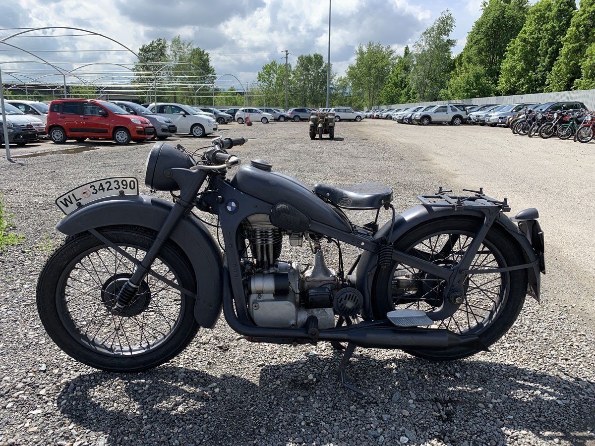 1940 BMW R35 For Sale by Auction (picture 3 of 4)
