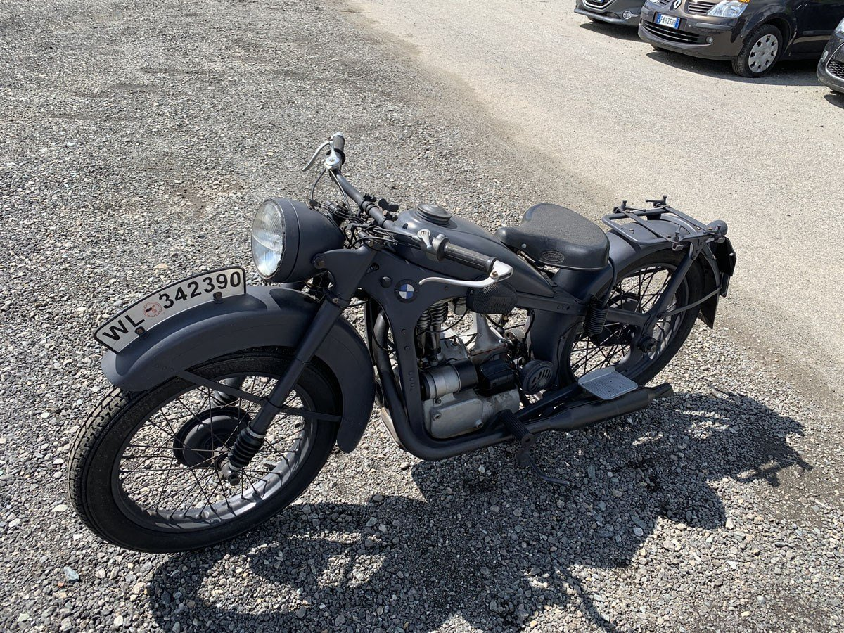 1940 BMW R35 For Sale by Auction (picture 4 of 4)