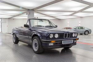 1987 BMW 325i convertible  LHD *11may* CLASSICBID AUCTION For Sale by Auction