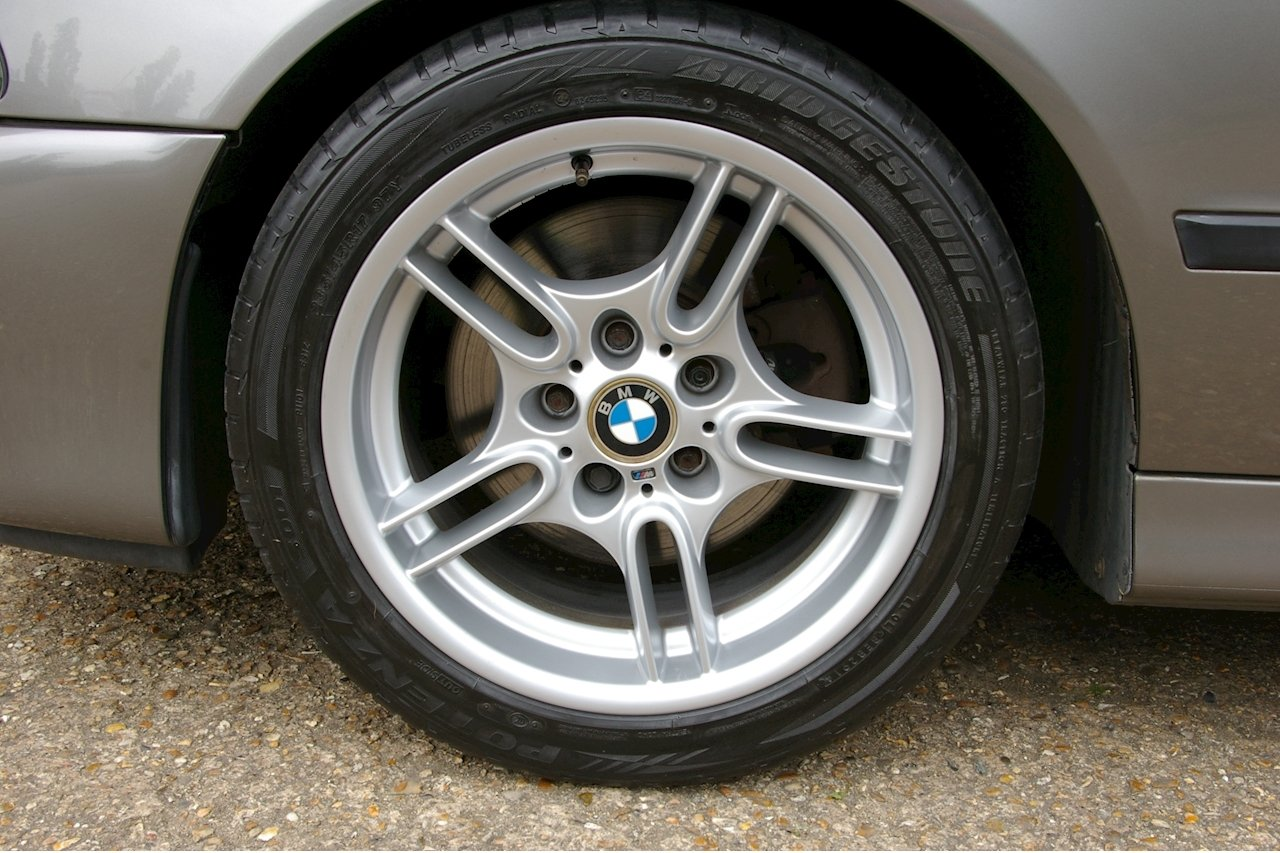 2002 BMW E39 530i M-Sport Automatic Saloon (46,142 miles) SOLD (picture 5 of 6)