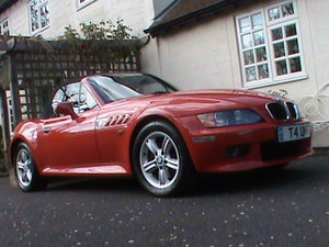 1999 BMW Z3 Convertible. Just 33,000 Miles & 2 Owners!
