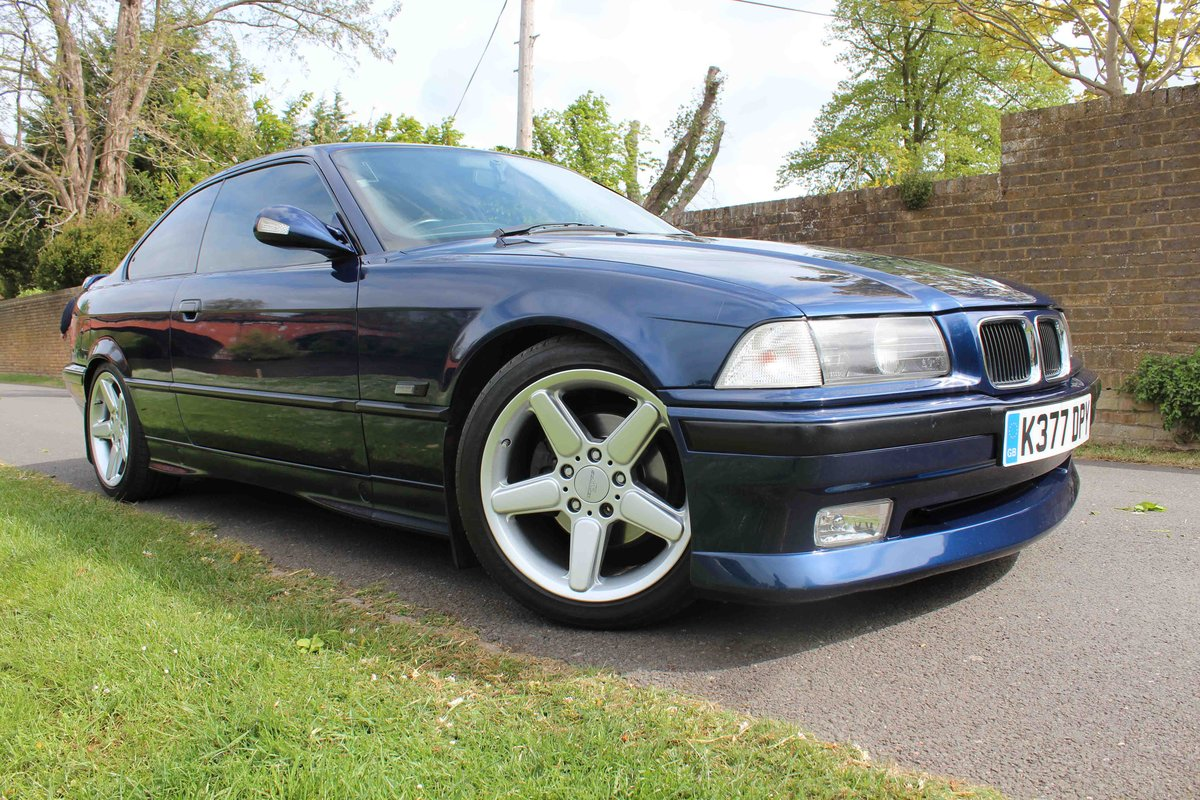 1992 BMW E36 325i ONE OWNER FBSH *SOLD SIMILAR REQUIRED* SOLD (picture 1 of 6)