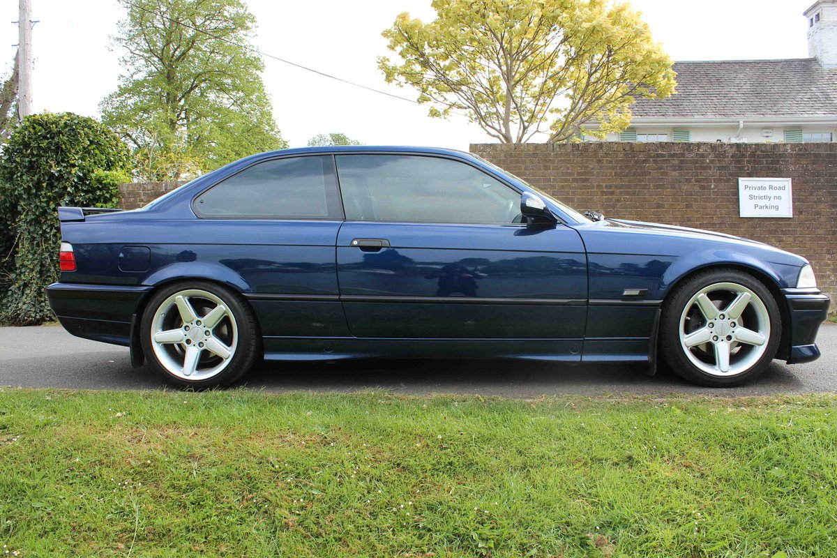1992 BMW E36 325i ONE OWNER FBSH *SOLD SIMILAR REQUIRED* SOLD (picture 2 of 6)