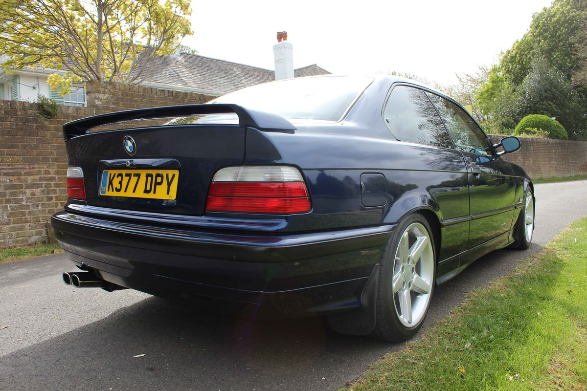 1992 BMW E36 325i ONE OWNER FBSH *SOLD SIMILAR REQUIRED* SOLD (picture 3 of 6)