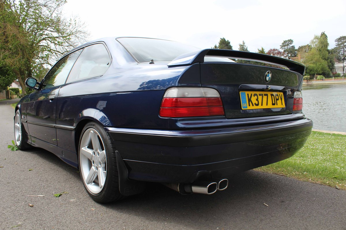 1992 BMW E36 325i ONE OWNER FBSH *SOLD SIMILAR REQUIRED* SOLD (picture 4 of 6)