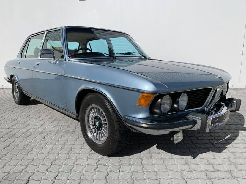 1977 BMW 3.0L Automatic (E3) For Sale (picture 1 of 6)