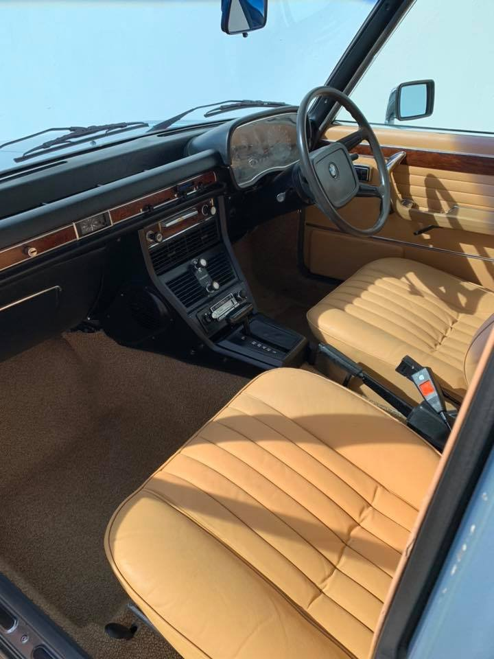 1977 BMW 3.0L Automatic (E3) For Sale (picture 4 of 6)