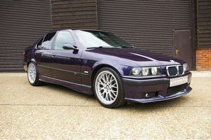 1997 BMW E36 M3 3.2 Saloon 5 Speed Manual LHD (54,464 miles)