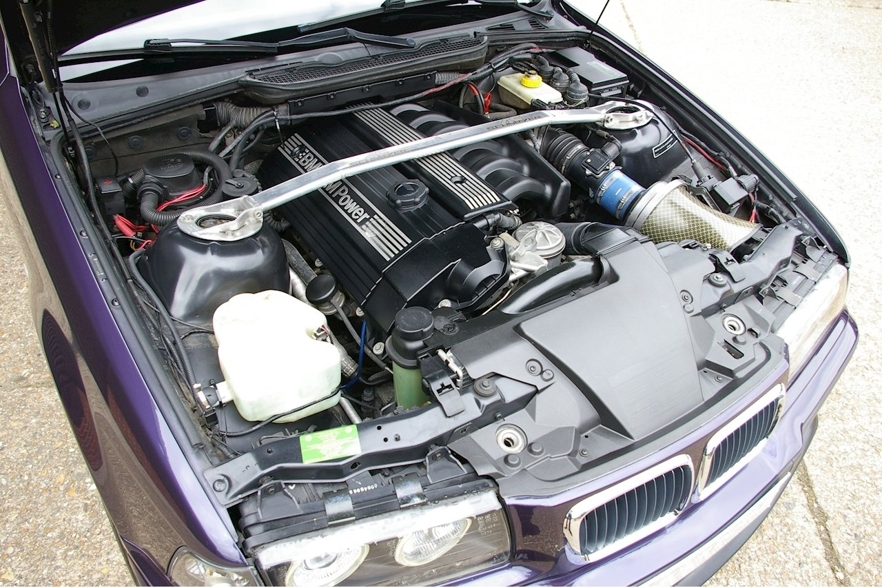 1997 BMW E36 M3 3.2 Saloon 5 Speed Manual (54,464 miles) For Sale (picture 6 of 6)