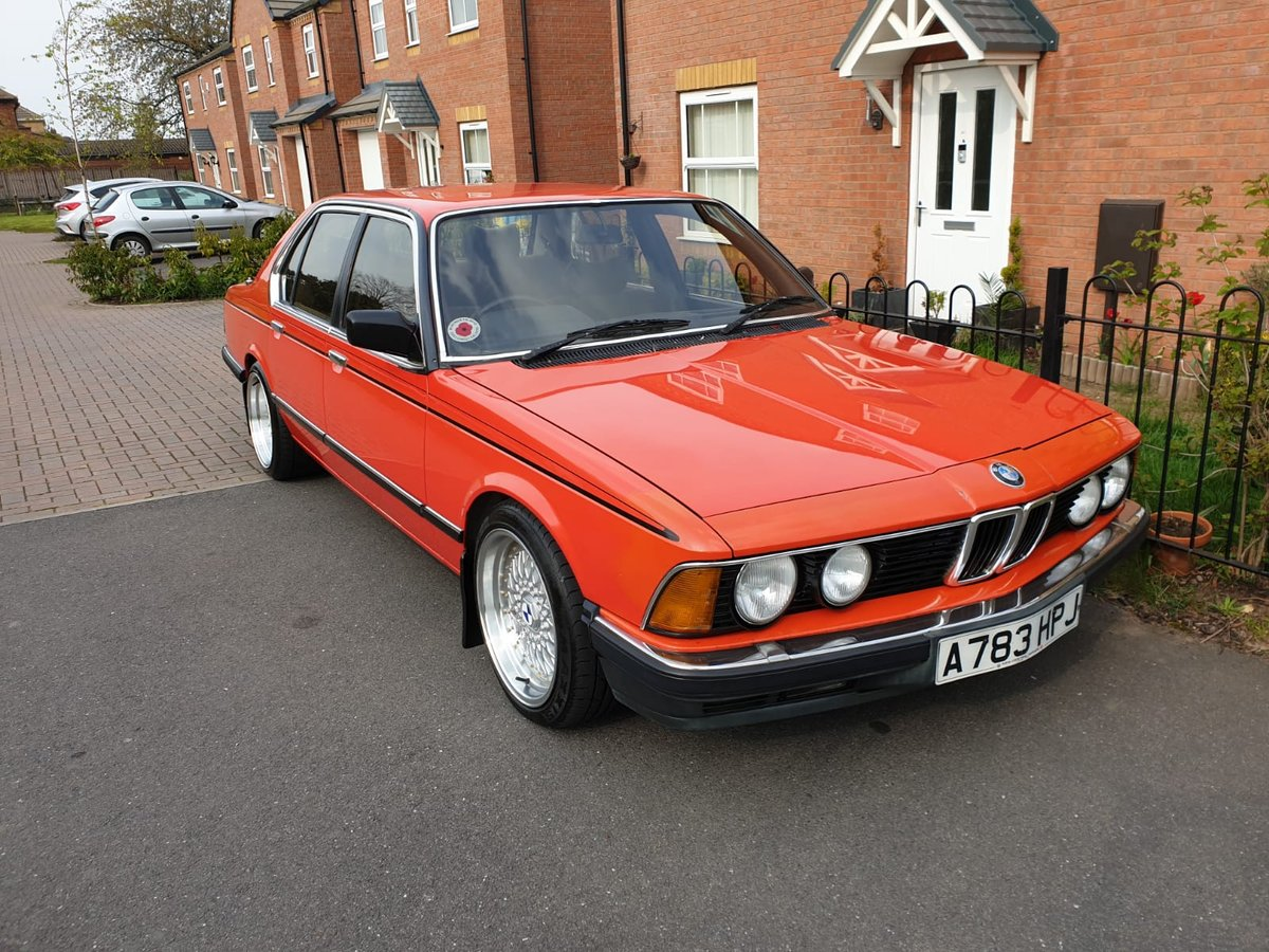 Bmw 728i E23 1984 For Sale (picture 1 of 6)