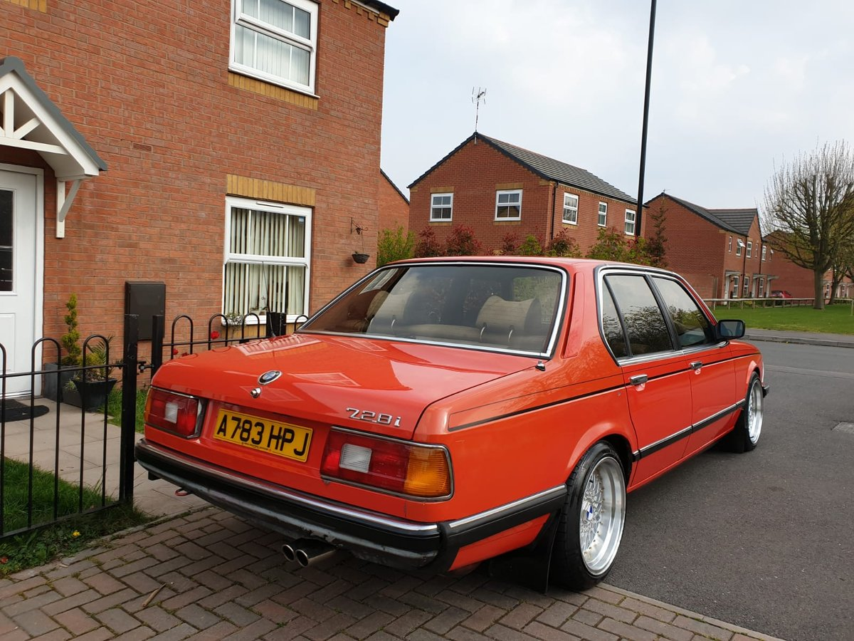 Bmw 728i E23 1984 For Sale (picture 2 of 6)