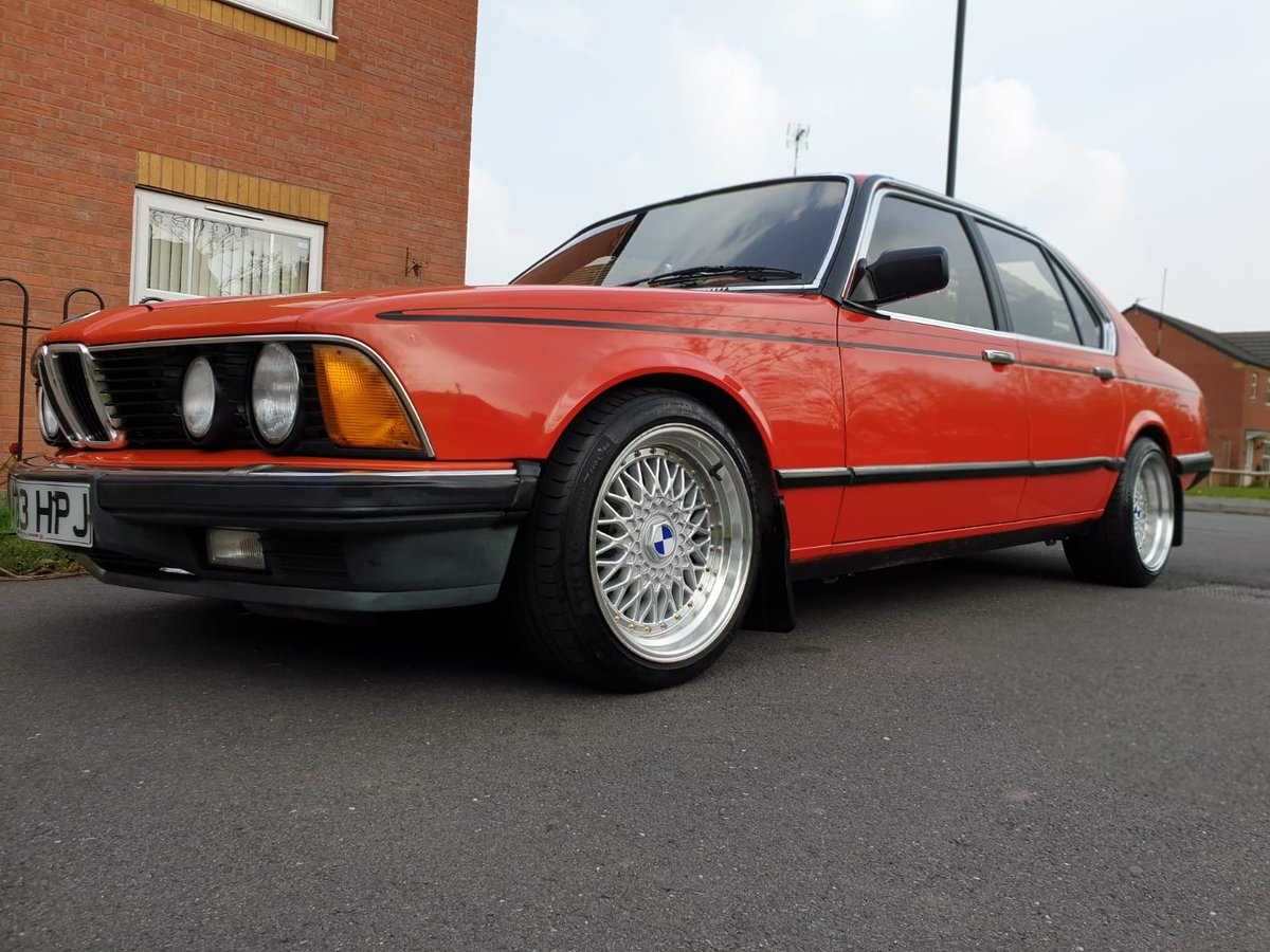 Bmw 728i E23 1984 For Sale (picture 3 of 6)