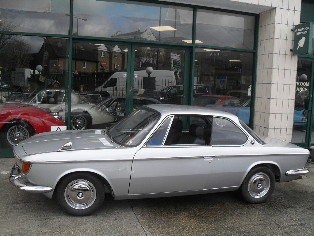 1966 BMW 2000 CS For Sale (picture 1 of 5)