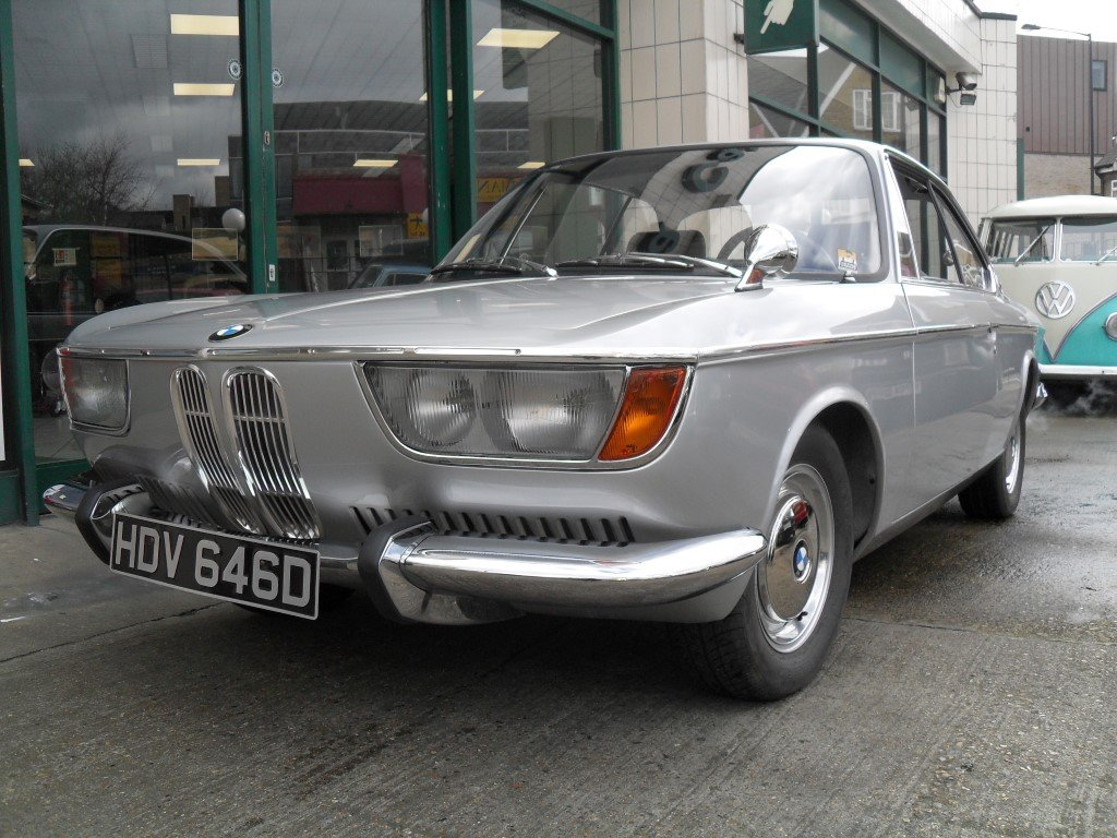 1966 BMW 2000 CS For Sale (picture 2 of 5)