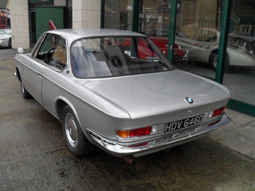 1966 BMW 2000 CS For Sale (picture 3 of 5)
