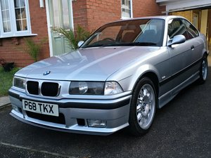 1996 BMW M3 3.2 Evolution Manual Coupe E36 EVO For Sale