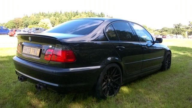 2003 BMW 330I E46 M Sport Automatic SOLD (picture 4 of 6)