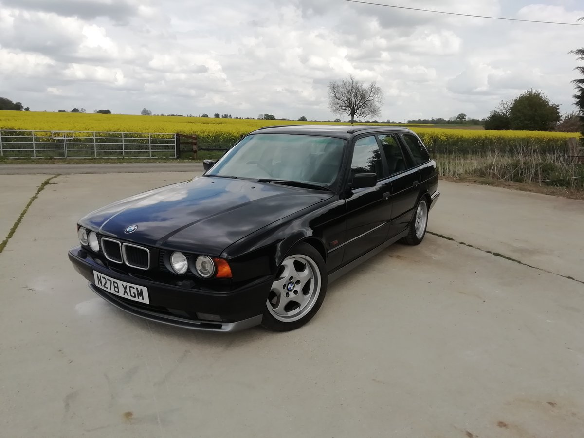 1996 UK RHD E34 M5 Touring For Sale (picture 1 of 6)