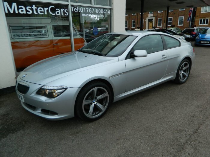 2009/09 BMW 6 Series 630i Sport 2dr Coupe 82005 miles FSH For Sale (picture 2 of 6)