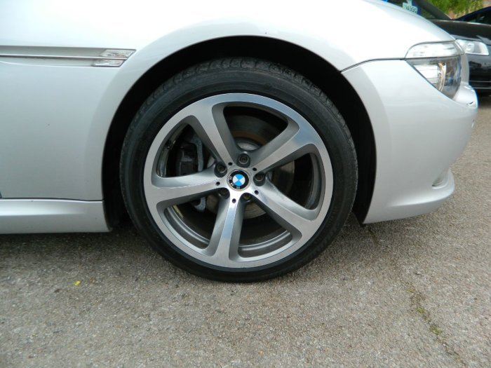 2009/09 BMW 6 Series 630i Sport 2dr Coupe 82005 miles FSH For Sale (picture 6 of 6)