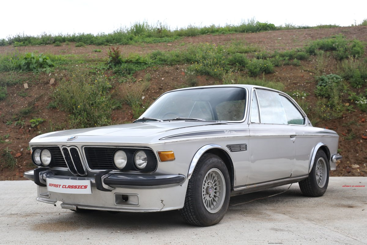 2018 BMW 3.0 E9 CSL // RESTORATION PROJECT SOLD (picture 1 of 6)