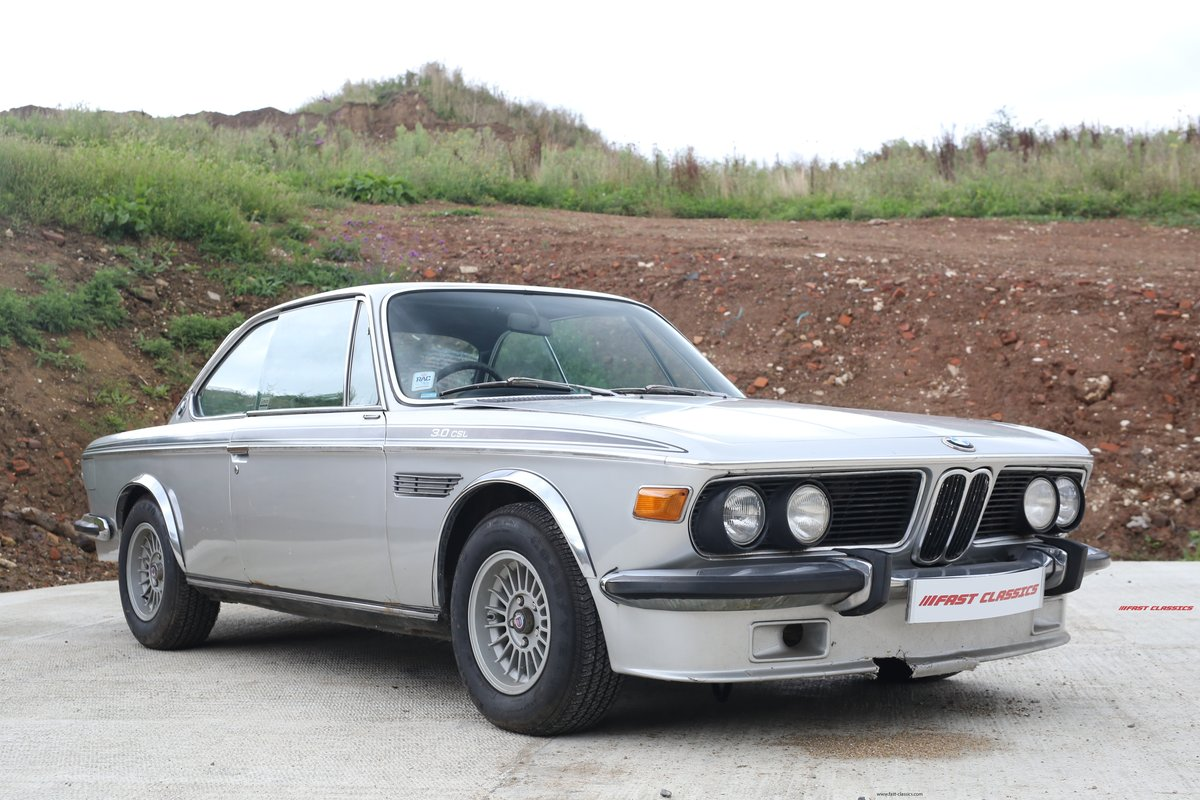 2018 BMW 3.0 E9 CSL // RESTORATION PROJECT SOLD (picture 2 of 6)